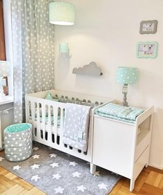Modern Cot & Chest