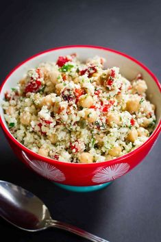 Have you ever tried a grated cauliflower salad? No cooking required! Plus the cauliflower can take on almost any type of dressing and mix-ins.