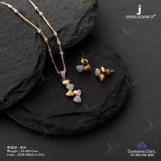Real Gold Jewelry, Fancy Jewellery, Gold Jewelry Simple, Gold Jewellery Design, Gemstone Jewelry, Gold Mangalsutra Designs, Gold Earrings Designs, Necklace Designs, Ring Designs