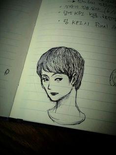 Ms 낙서