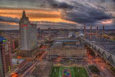 Kansas City Sunrise   Flickr - Photo Sharing!