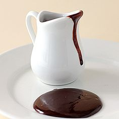 homemade choc. sauce..My  mom served this to my brothers   with biscuits for breakfast when we  were growing up.....<3