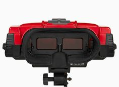 Tech Time Warp of the Week: Before Oculus Rift, There Was Nintendo's Disastrous Virtual Boy #TechCrunch