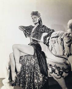 "Ginger Rogers en ""Una Mujer en la Penumbra"", 1944"