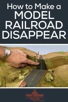 One of the greatest tools of the model railroader is forced perspective. The illusions you can create with proper scaling and the right angles are seemingly endless, and these illusions can often be essential for a realistic model depending on the scene and space constraints with which you are working. #modeltrainplans