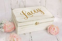 Affiliate - Will You be my bridesmaid Box Bridesmaid Gift Champagne Box