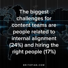 Internal alignment content marketing is a big challenge Social Channel, Big Challenge, Influencer Marketing, Being Used, Content Marketing, Storytelling, Insight, Challenges, Digital