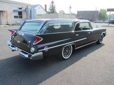 1961 Chrysler New Yorker 300G Retro 6 Passenger Wagon for sale #1826538   Hemmings Motor News