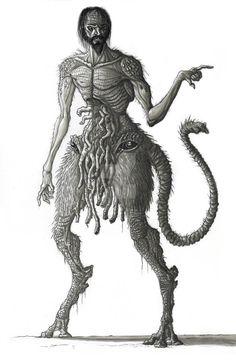 Wilbur Whateley by on DeviantArt Cthulhu Art, Call Of Cthulhu, Arte Horror, Horror Art, Creature Feature, Creature Design, Lovecraftian Horror, Hp Lovecraft, Scary Art