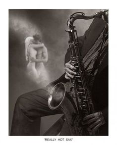 Really Hot Sax by Thomas Barbey