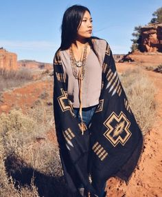 Obviously a very beautiful Native American from the south west, probably a Navajo woman. American Indian Girl, Indian Girls, American Indians, American Symbols, American Art, American History, Red Indian, Native American Models, Native American Beauty