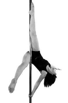 pole dancing. Great for fitness.  Can't put one of these up in my apartment!