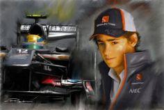 Esteban & Sauber