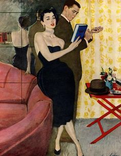 Illustration by Coby Whitmore (1913-1988)