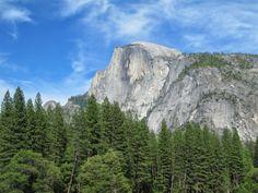 Backpacking Yosemite   Tenaya Lake to Half Dome