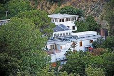 Jared Leto's Eccentric LA Home, 8935 Wonderland Ave Los Angeles, CA 90046 - page: 1 #mansionhomes #dreamhome #mansion