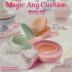 The Beauty Sweet Spot: REVIEW: Etude House Precious Mineral Magic Any Cus...