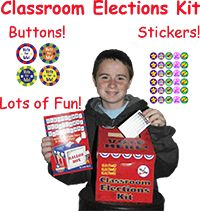 Gallopade International - Elections for Kids - Fun site with learning activities connected to the presidential election