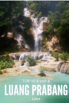 Luang Prabang est un de mes vrais coups de cœur en Asie du sud-est. Voici top 10 des activités à faire absolument!