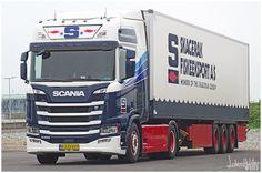 SCANIA: Scania R450 (new) Skagerak Fiskeeksport A/S #5