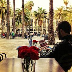Ocaña. Plaça Reial, Barcelona.