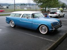 station wagon | 1953 corvette station wagon