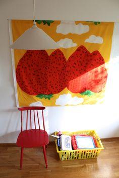 Minimalistin lastenhuone