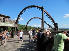 Wildfire Observation Deck, Silver Dollar City