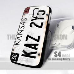 Supernatural License Plate S4 9500,S5 9600 leave a note   thecustom - Accessories on ArtFire
