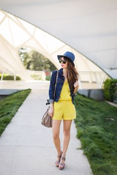 wearing summer favorites in spring (via Bloglovin.com )
