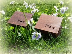 wedding music box, set of 2 music boxes. gift for mom, personalized gift, mother of the bride gift, mother of the groom gifts, gift for moms by Simplycoolgifts on Etsy https://www.etsy.com/listing/152106708/wedding-music-box-set-of-2-music-boxes