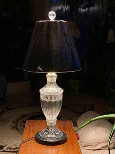 Table Lamp, Lighting, Antiques, Design, Home Decor, Antiquities, Table Lamps, Antique, Decoration Home