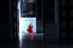 returning from morn prayer ..   on the occasion of muharram ( asura) celebration .. imam bara ( hossaini dalan) dhaka , bangladesh nov 2014  Copyright :Abdul Malek Babul FBPS . Cell:( +880) 01715298747  &  01837805350              E mail : babul.photopass