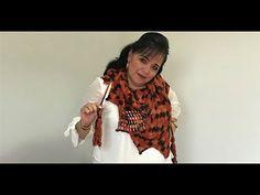 TEJE COLA DE DRAGÓN - GANCHILLO FÁCIL Y RÁPIDO - YO TEJO CON LAURA CEPEDA - YouTube