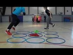 Tic Tac Toe Relay Race - fun and exercise.  Definitely want to play this with Molly and friends when they understand the game.  Hopefully this link will still work then.  https://www.youtube.com/watch?v=IRDp5HcZyVA