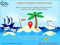 Search Engine Optimization – Benefits Towards Your Business  We must move from numbers keeping score to numbers that drive better actions.  Set Your Website Up for Success Right from The Start. Do It Once, Do It Right.  Innovative Digital Marketing is a renowned seo agency in delhi and providing all inclusive services to esteemed clients.  Visit https://www.innovativedigitalmarketing.in/ to find about seo services in delhi.  Call +91-9212223317 to discuss with our experts.