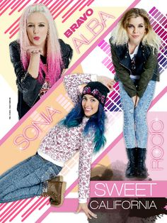 Poster: Sweet California (02)
