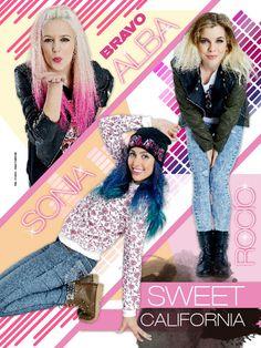 Poster: Sweet California (02)