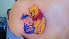 Friends Forever with Winnie the Pooh Tattoos « Tattoo Articles ...