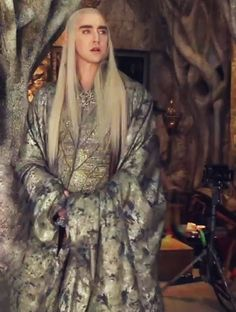 Thoughts From a Young Writer: The Wardrobe: Thranduil, Outfit Two