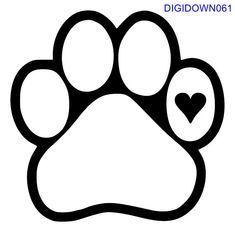 Strong Dog Names - Dog Crafts Christmas - - Western Dog Names - - Hypoallergenic Dog Bernedoodle Frida Art, Dog Crafts, Cricut Vinyl, Dog Paws, Vinyl Projects, Vinyl Designs, Svg Cuts, Easy Drawings, Rock Art