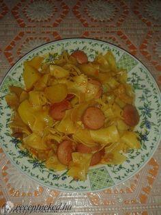 Fodros lebencs Pork, Food And Drink, Ethnic Recipes, Gastronomia, Kale Stir Fry, Pork Chops