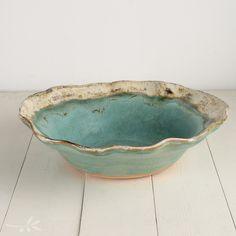 Etta B Pottery Extra Large Serving Bowl
