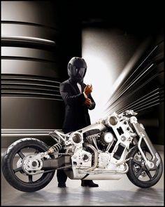 MOTORCYCLE 74: Confederate Motorcycles -