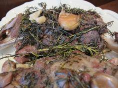 Paleta de Cordeiro com alho e alecrim - Do Pão ao Caviar | Blog de Gastronomia, Dicas de Viagens, Receitas & Restaurantes.