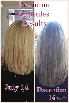 Juice Plus Omegas See More Wooooo Loving My Personal Results With The Premium Capsules Hair Is Longer