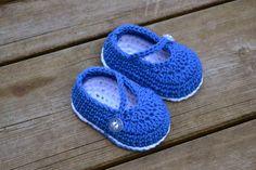 CROCHET PATTERN Blue Fairy Tale Crochet Baby por CrobyPatterns