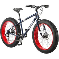 """26"""" Mongoose Dolomite Fat Bike @ Walmart. 26x4"""" tires. Did I mention it's $225"""