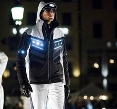 Cool Stuff We Like Here @ CoolPile.com ------- << Original Comment >> ------- Bogner's Solar-Powered Ski Suit from space