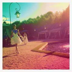 Chanel Croisière à Versailles, summer dreams !